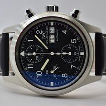 IWC Pilot Chronograph IW3706 2001 occasion