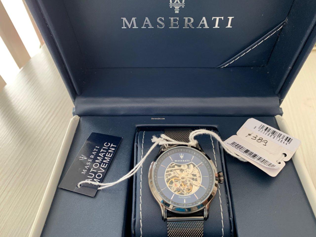 Maserati R8853116003 férfi Quartz óra karóra