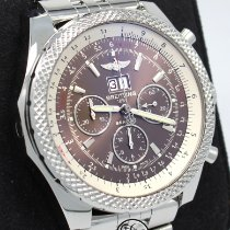 Breitling Bentley 6.75 Steel 49mm Brown United States of America, Florida, Boca Raton