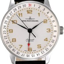 Zeno-Watch Basel X-Large Retro Pointer Date