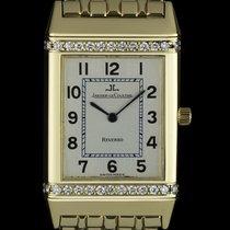 Jaeger-LeCoultre Reverso Classique Yellow gold 23mm Silver Arabic numerals United Kingdom, London