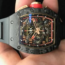 Richard Mille RM 011 Lotus Carbon And Rose Gold