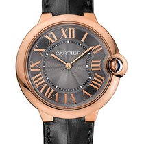 Cartier new Manual winding Only Original Parts 40mm Rose gold