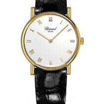 Chopard 163154-0001 Classique Homme in Yellow Gold - on Black...