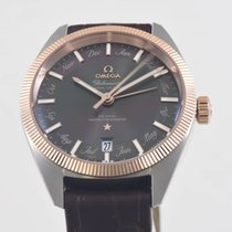 Omega Constellation Globemaster Co-Axial Master Chronometer...