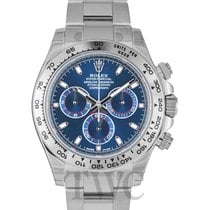 롤렉스 (Rolex) Daytona Blue/18k white gold Ø40mm - 116509