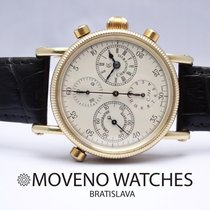 Chronoswiss Rattrapante Rose Gold