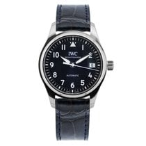 IWC IW324008 Steel Pilot's Watch Automatic 36 36mm new