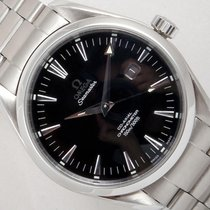 Omega Men Seamaster Aqua Terra 2500 Chronometer S/ Steel...