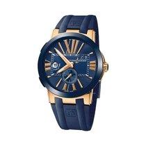 Ulysse Nardin Executive Dual Time 246.00.3/43 new