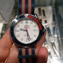 Omega Seamaster Diver 300 M 212.32.41.20.04.001 Omega Seamaster Diver 007 Commander's 2020 new