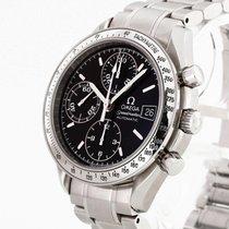 Omega Speedmaster Chronograph Edelstahl Ref. 35135000