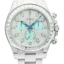 Rolex Platinum 40mm Automatic Daytona new