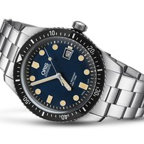 Oris Divers Sixty Five 01 733 7720 4055-07 8 21 18 New Steel 42mm Automatic
