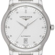 Longines Master Collection Steel 38,50mm Silver