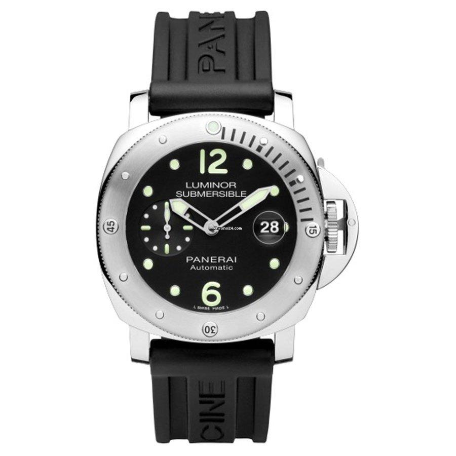 8a41a566fea Panerai Luminor Submersible - Todos os preços de relógios Panerai Luminor  Submersible na Chrono24