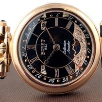 Bovet Rose gold Automatic Black 42mm new Amadeo Fleurier