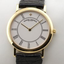 Vacheron Constantin Patrimony Yellow gold 33,5mm White Roman numerals