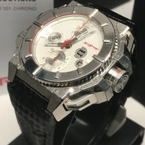 Snyper One Pure White Chronograph 48mm Automatic Limited...