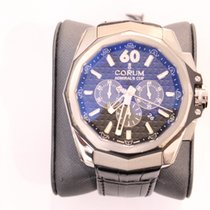 Corum Admiral's Cup AC-One Titanium 45mm Black No numerals United States of America, Texas, Houston
