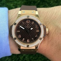 Hublot Big Bang 38 mm usados 38mm Oro rosado