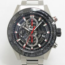 TAG Heuer Carrera Calibre HEUER 01 Steel