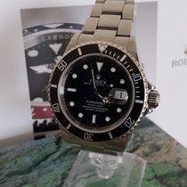 Rolex 16610 Acier 2005 Submariner Date occasion France, Roumagne