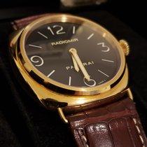 Panerai Radiomir (Submodel) pre-owned 45mm Rose gold