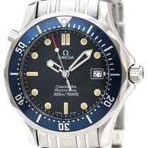Omega 2561.80 Stahl Seamaster Diver 300 M 36mm