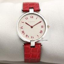 Cartier Platino Cuarzo 30mm usados
