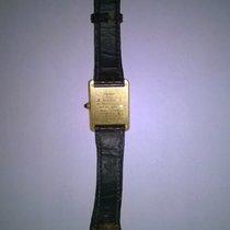 Cartier 590005 Gold/Stahl Tank Vermeil 300mm