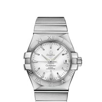 Omega Constellation Ladies Steel 35mm Silver No numerals United States of America, New York, New York