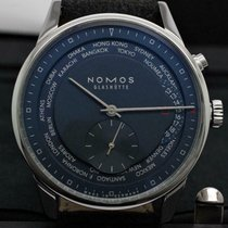 NOMOS Steel 40mm Automatic Ref. 807 pre-owned
