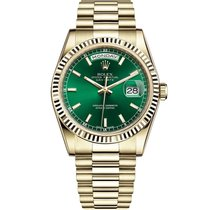 Rolex Day-Date 36 new 2019 Automatic Watch with original box and original papers 118238
