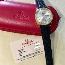 Omega Oro giallo 37mm Automatico 1660032 usato Italia, ROMA