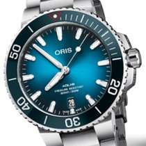 Oris Aquis Date 01 733 7732 4185-Set 2020 new