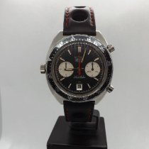 Heuer Steel 39mm Automatic 11063V pre-owned