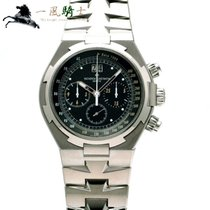 Vacheron Constantin Overseas Chronograph Steel 42mm Black United States of America, California, Los Angeles