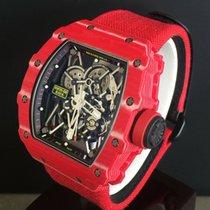 Richard Mille RM35-02 Carbono RM 035 49.94mm novo