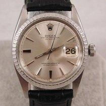 Rolex Datejust 36mm Zilver