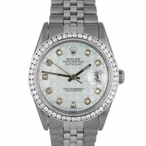 Rolex Lady-Datejust 16220 pre-owned