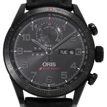 Oris Audi Sport pre-owned 44mm Leather