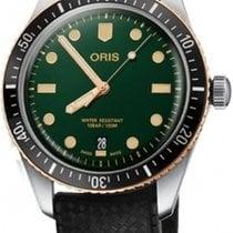 Oris Divers Sixty Five 01 733 7707 4357-07 4 20 18 new