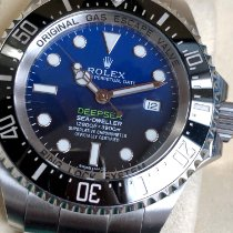 Rolex Sea-Dweller Deepsea 116660 2015 neu