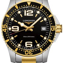 Longines HydroConquest Steel 34mm Black United States of America, California, Moorpark