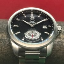 TAG Heuer Grand Carrera Steel 40mm Black United States of America, Florida, Pompano Beach