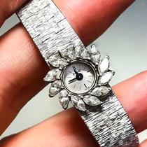 Piaget Unworn White gold 18mm Manual winding