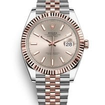 Rolex Datejust II Gold/Steel 41mm Grey No numerals United States of America, New Jersey, Totowa