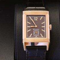 Jaeger-LeCoultre Grande Reverso Ultra Thin 1931 Rose gold Brown Arabic numerals