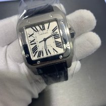 Cartier Steel 38mm Automatic 2656 pre-owned